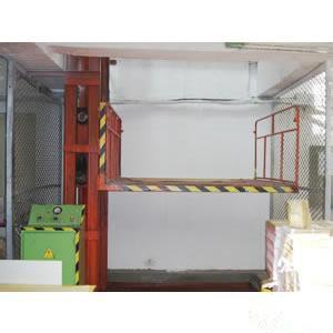 壁挂式固定液压升降机—山东鼎力液压机械有限公司图片
