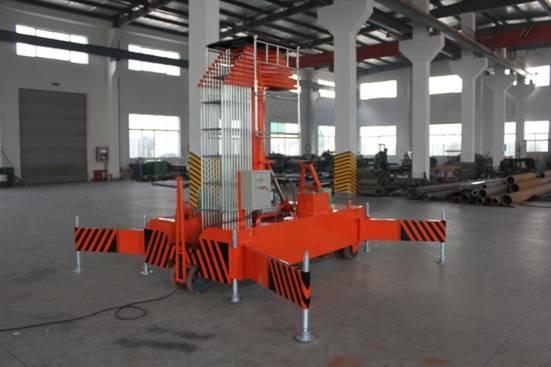 套缸式升降机—山东鼎力液压机械有限公司图片